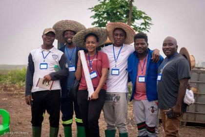 La 1ère vague de participants des Agribusiness Master Class